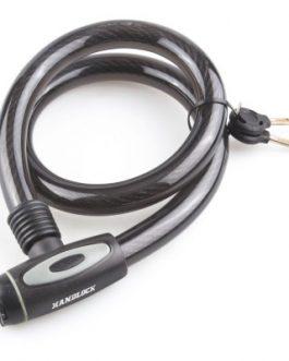 Candado para moto tipo cable